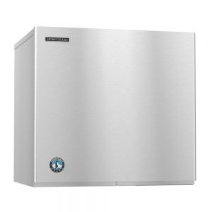 "30"" 940 Lb Modular Ice On Beverage Crescent Cube Ice Maker (Water Cooled)"