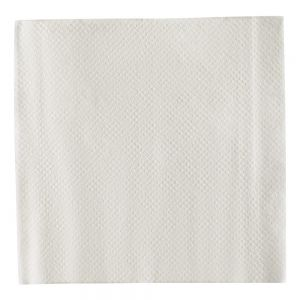 NAPKIN BEVERAGE 1 PLY WHITE
