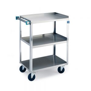 Medium Duty Stainless Steel Utility Cart