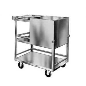 Mobile Ice Bin, 50 lb. Capacity