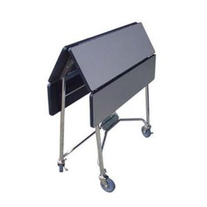 Room Service Table, Folding, Square Top