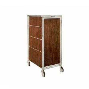 Compact Tray Truck, Single Compartment, Capacity (16) 14x18 Trays