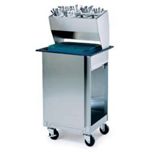 Tray Dispenser, Single Self-Leveling Tray Platform, For 14 x 18 or 15 x 20 Trays