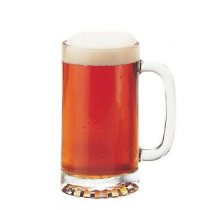 LIbbey Glassware 5092 16 oz Tankard Beer Glass with Handle (Case of 12)