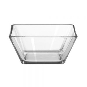 "Libbey 1796599 4-1/4"" Square Bowl - Case of 12"