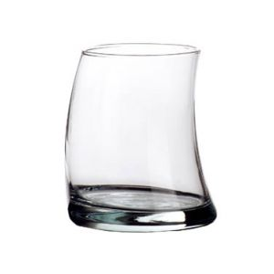 Libbey 2211 Bravura® 12-1/4 oz Double Old Fashioned Glass (Case of 12)