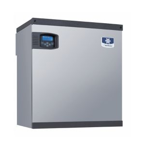 Indigo QuietQube 625 Lb Half Dice Ice Maker for Beverage Dispensers - Remote Cooled