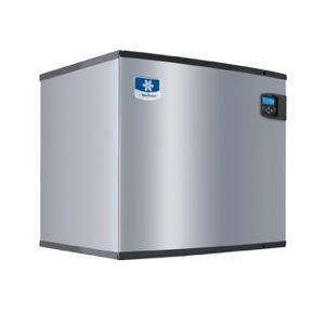 Manitowoc Ice IDT1200C Indigo QuietQube 1142 lb Dice Cube Ice Maker - Remote Air Cooled