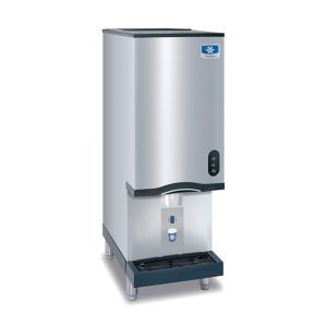 Nugget Style 261 lb Ice Maker and Water Dispenser - Air Cooled