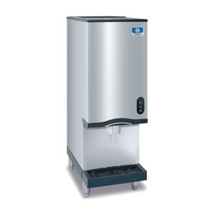 Nugget Style Countertop 261 lb Ice Maker and Water Dispenser - Air Cooled