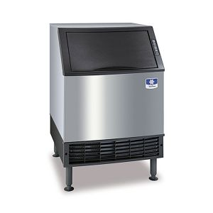 NEO Undercounter 129 lb Dice Cube Ice Maker - Air Cooled