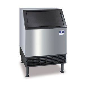 NEO Undercounter 198 lb Dice Cube Ice Maker - Air Cooled