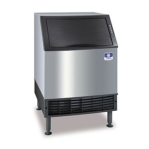 NEO Undercounter 122 lb Regular Cube Ice Maker - Air Cooled