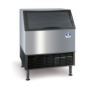 NEO Undercounter 304 lb Dice Cube Ice Maker - Air Cooled