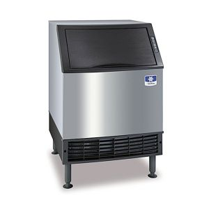 NEO Undercounter 132 lb Half Dice Cube Ice Maker - Air Cooled