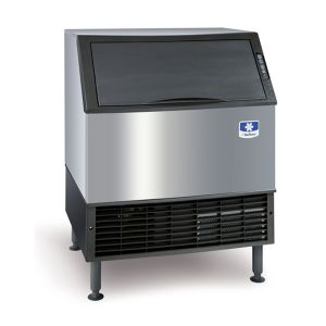 NEO Undercounter 304 lb Half Dice Cube Ice Maker - Air Cooled