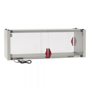 """Super Erecta Hot Enclosure Kit with Stainless Steel Heated Shelf, 120V, 400W, 48.7"""" x 17.7"""" x 17.4"""""""