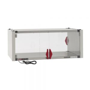 """Super Erecta Hot Enclosure Kit with Stainless Steel Heated Shelf, 120V, 600W, 42.7"""" x 27.7"""" x 17.4"""""""