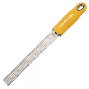 Zester/Grater with Cover, Yellow
