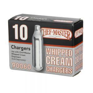 Chef-Master™ N20 Whipped Cream Chargers