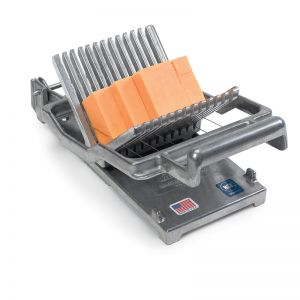 Easy Cheeser, Cuts Cheese into Cubes, Sticks, and Blocks, 3/8 Inch Slicing Arm