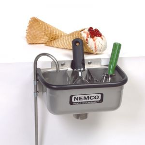 Spadewell Ice Cream Dipper Station, 10 Inch
