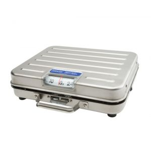 Stainless Steel Briefcase Receiving Scale