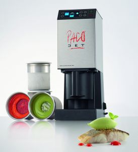 Pacojet 2 Plus (16503) Frozen Food Processor Starter Package