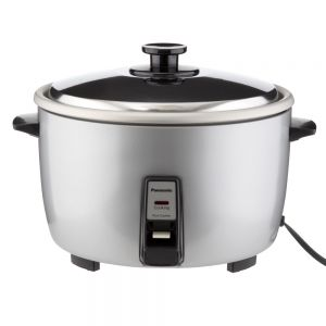 Commercial Rice Cooker, 23 Cup Capacity, Electric