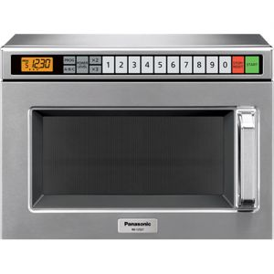 Heavy Duty Commercial Microwave Oven – 1200 Watts