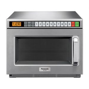 Heavy Duty Commercial Microwave Oven - 2100 Watts