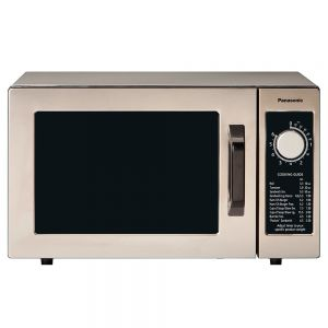 Light Duty Commercial Microwave Oven w/ Dial Timer – 1000 Watts