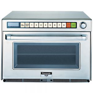 Commercial Microwave Steamer Oven - 3200 Watts