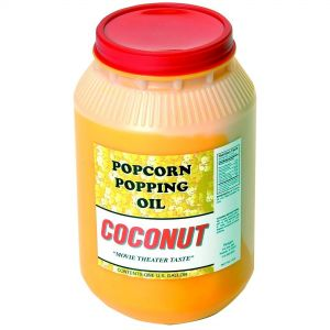 Coconut Popcorn Popping Oil - 1 Gallon