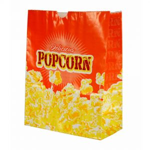 5 oz Popcorn Butter Bags - Case of 100