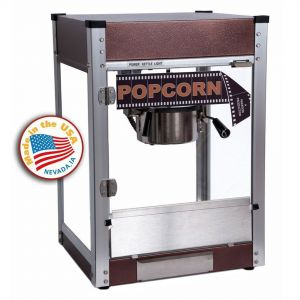 Copper Cineplex 4 oz Popcorn Machine