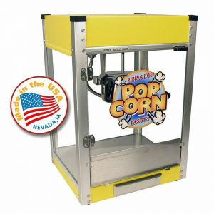 Yellow Cineplex 4 oz Popcorn Machine