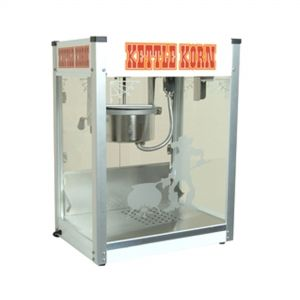 Kettle Korn 6 oz Popcorn Machine