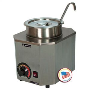 Pro-Deluxe Warmer with Ladle