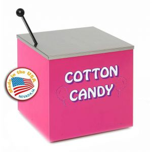 Paragon 3060030 Cotton Candy Stand - Bright Pink