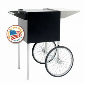 Small Professional Series Cart for 4 oz Popcorn Machines