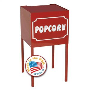 Small Red Stand for 4 oz Thrifty Pop Popcorn Machine