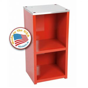 Small Standard Economy Stand for 4 oz Popcorn Machines - Red