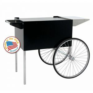 Large Professional Series Cart for 12 and 16 oz Popcorn Machines