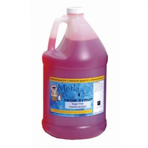 Tigers Blood Motla Sugar-Free Syrup - 1 Gallon