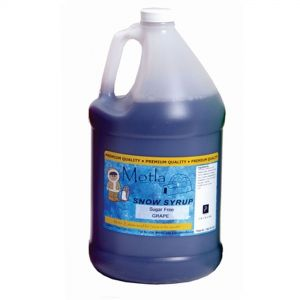 Grape Motla Sugar-Free Syrup - 1 Gallon