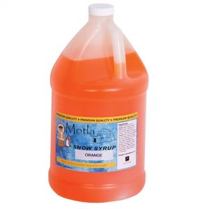 Orange Motla Syrup - 1 Gallon