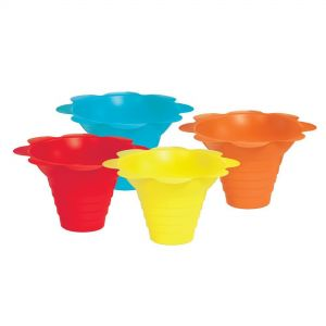 4 oz Flower Drip Tray Cups - Case of 100