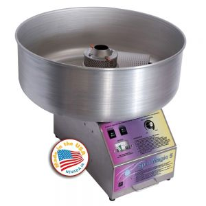 Spin Magic 5 with Metal Bowl