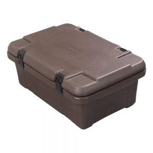 Insulated Pan Carrier, 6 Inch, Brown